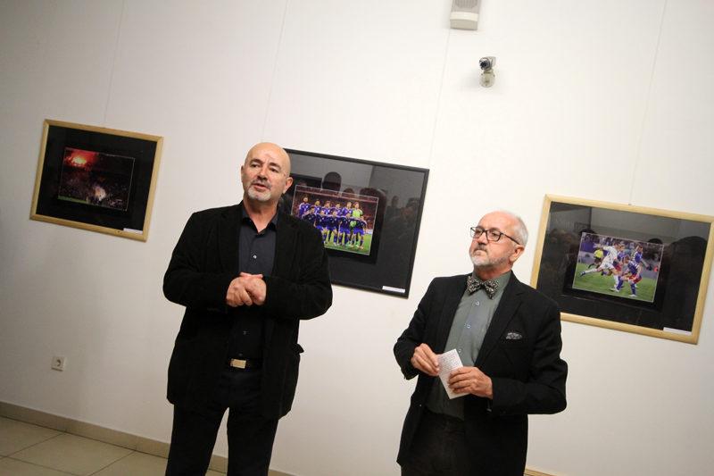 Tunović: Promociju podržao izložbom fotografija (foto: direktno.ba)